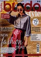 Burda Style Magazine Issue NO 8