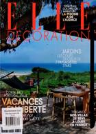Elle Decor French Magazine Issue NO 282