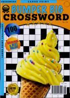 Bumper Big Crossword Magazine Issue NO 134
