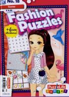 Puzzlelife Junior Gold Magazine Issue FSHN PZ18
