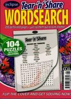 Eclipse Tns Wordsearch Magazine Issue NO 28