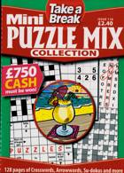 Tab Mini Puzzle Mix Coll Magazine Issue NO 118