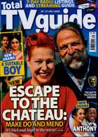 Total Tv Guide England Magazine Issue NO 31