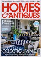Homes & Antiques Magazine Issue AUG 20