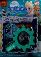 Frozen Funtime Magazine Issue NO 12