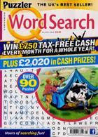 Puzzler Q Wordsearch Magazine Issue NO 545