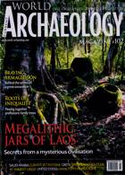 Current World Archaeology Magazine Issue AUG-SEP