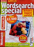 Family Wordsearch Special Magazine Issue NO 60