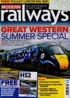 Modern Railways Magazine Issue AUG 20