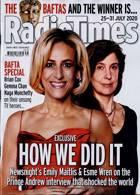 Radio Times South Magazine Issue 25/07/2020