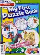 Puzzlelife Junior Silver Magazine Issue 1ST PZ B17