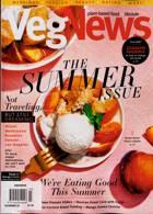 Vegnews Magazine Issue SUMMER
