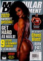 Muscular Development Usa Magazine Issue JUL 20