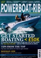 Powerboat & Rib Magazine Magazine Issue AUG-SEP