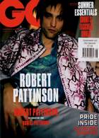 Gq German Magazine Issue 08