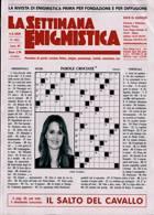 La Settimana Enigmistica Magazine Issue NO 4611