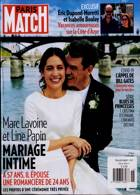 Paris Match Magazine Issue NO 3718