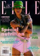 Elle French Weekly Magazine Issue NO 3893