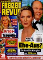 Freizeit Revue Magazine Issue NO 33