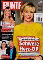 Bunte Illustrierte Magazine Issue NO 33