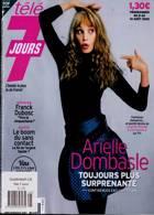 Tele 7 Jours Magazine Issue NO 3141