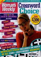 Womans Weekly Crosswo Choice Magazine Issue NO 7