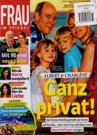 Frau Im Spiegel Weekly Magazine Issue NO 33