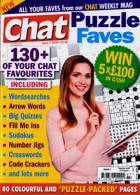 Chat Puzzle Faves Magazine Issue NO 7