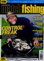 Match Fishing Magazine Issue OCT 20