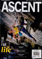 Rock And Ice Magazine Issue ASCENT 263