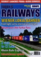 Todays Railways Europe Magazine Issue AUG 20