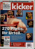 Kicker Montag Magazine Issue NO 30