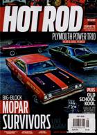 Hot Rod Usa Magazine Issue AUG 20