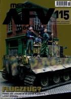 Meng Afv Modeller Magazine Issue NO 115