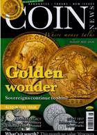 Coin News Magazine Issue AUG 20