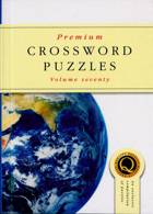 Premium Crossword Puzzles Magazine Issue NO 70