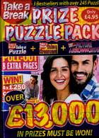 Tab Prize Puzzle Pack Magazine Issue NO 15