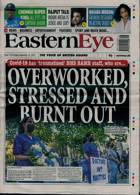 Eastern Eye Magazine Issue 18/09/2020