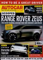 Autocar Magazine Issue 29/07/2020