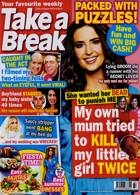 Take A Break Magazine Issue NO 32