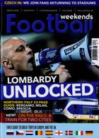 Football Weekends Magazine Issue AUG 20