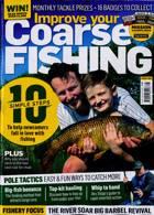 Improve Your Coarse Fishing Magazine Issue NO 366