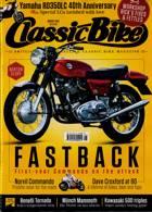 Classic Bike Magazine Issue AUG 20