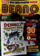 Beano Magazine Issue 01/08/2020