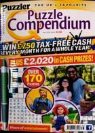 Puzzler Q Puzzler Compendium Magazine Issue NO 338