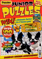 Puzzler Q Junior Puzzles Magazine Issue NO 262