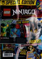 Lego Specials Magazine Issue LEGACY 6