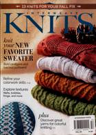Interweave Knits And Knitscene Magazine Issue FALL 20