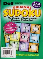 Original Sudoku Magazine Issue AUG 20
