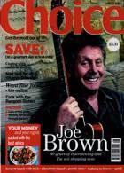 Choice Magazine Issue AUG 20